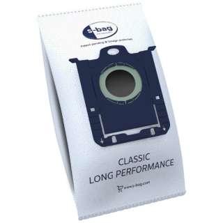【掃除機用紙パック】(4枚入り)Electrolux s-bag E201P E201P