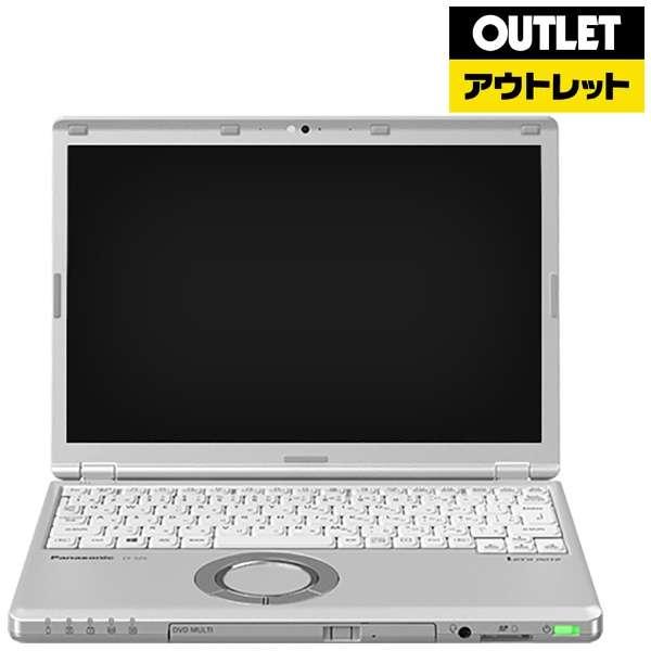 【アウトレット品】 12.1型ノートPC [Core i5・SSD 256GB・メモリ 8GB] Let's note SZ6  CF-SZ6BNBVS 【外装不良品】