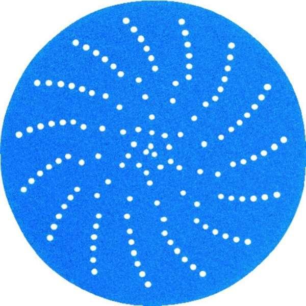 3M ブルークリーンサンディングディスク 外径127mm #600 100枚入 H/CSD5 600 BLU