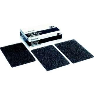 3M スコッチ・ブライト 工業用パッド ハイパッド #150相当 黒 BOX(5枚入) H/PAD BOX