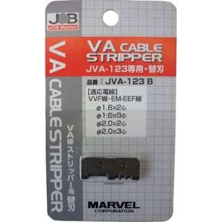 ジョブマスター VA線ケーブルストリッパー用替刃 JVA123B