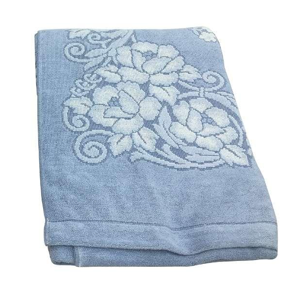 ジャガード織タオルケット 今治 (140x200cm /シングルサイズ /日本製)