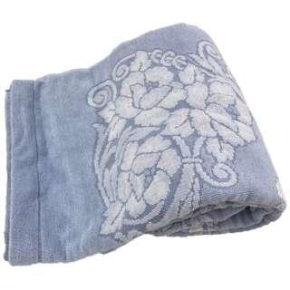 ジャガード織タオルケット 今治 (140x200cm/シングルサイズ /日本製)