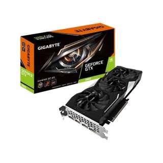 GIGABYTE NVIDIA GeForce GTX 1660 6GB WINDFORCE 3X 搭載 モデル 【バルク品】