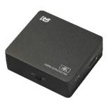 4K60Hz対応 HDMIアップコンバーター RS-HD2UP-4K