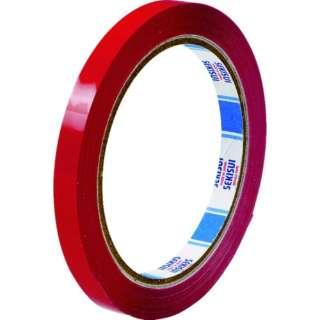 積水 バッグシーラーテープHタイプ 赤 9×50 P802R01