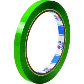 積水 バッグシーラーテープHタイプ 緑 9×50 P802M01