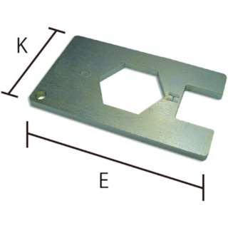マーテック ロータリーアイボルト締付け・点検冶具RE-36用 RET-36 RET-36