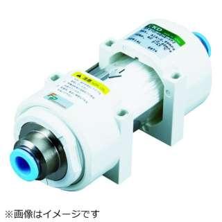 CKD 除菌フィルタ・インラインタイプΦ10チューブ継手付き SFS10-H10H10-FP2