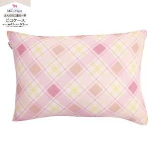 【まくらカバー】2重ガーゼプレリエ 標準サイズ(綿100%/43×63cm/ピンク)