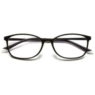 自分の目でピントを探すシニアグラス PINT GLASSES PG-707-BK(ブラック)