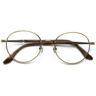 自分の目でピントを探すシニアグラス PINT GLASSES PG-710-BZ(ブロンズ)