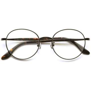 自分の目でピントを探すシニアグラス PINT GLASSES PG-710-BK(ブラック)