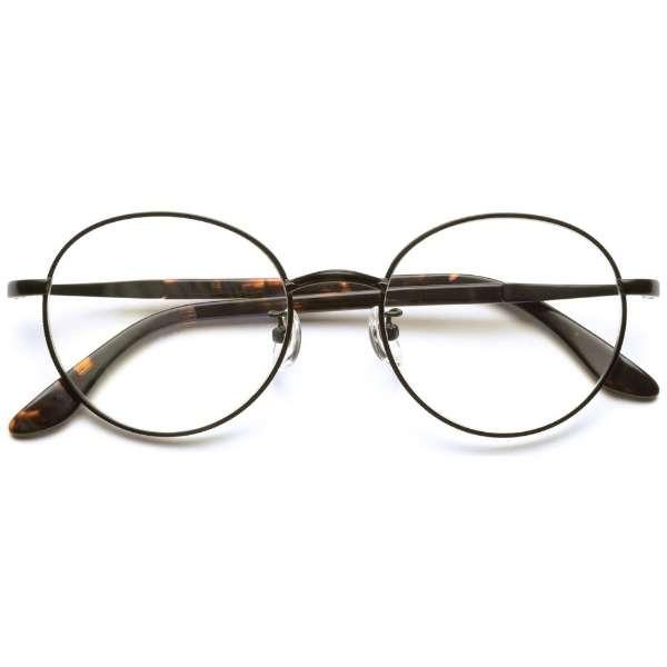 自分の目でピントを探すシニアグラス PINT GLASSES PG-710-BK(ブラック) PG710_BK