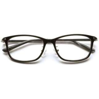 自分の目でピントを探すシニアグラス PINT GLASSES PG-808-BK(ブラック)