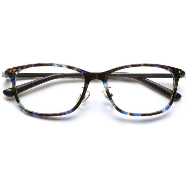 自分の目でピントを探すシニアグラス PINT GLASSES PG-808-BTO(ブルートータス)