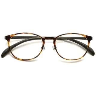 自分の目でピントを探すシニアグラス PINT GLASSES PG-809-TO(トータス)