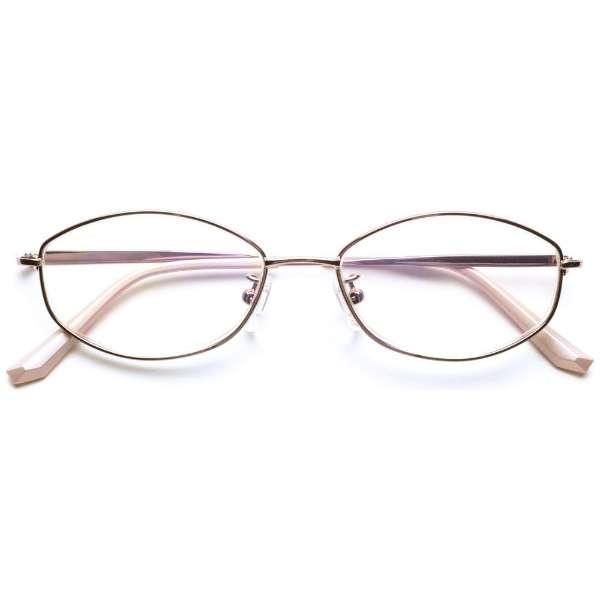 自分の目でピントを探すシニアグラス PINT GLASSES PG-703-PK(ピンク) PG703_PK