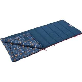寝袋 コージーII/C10(ネイビー/約84×190cm) 2000034773