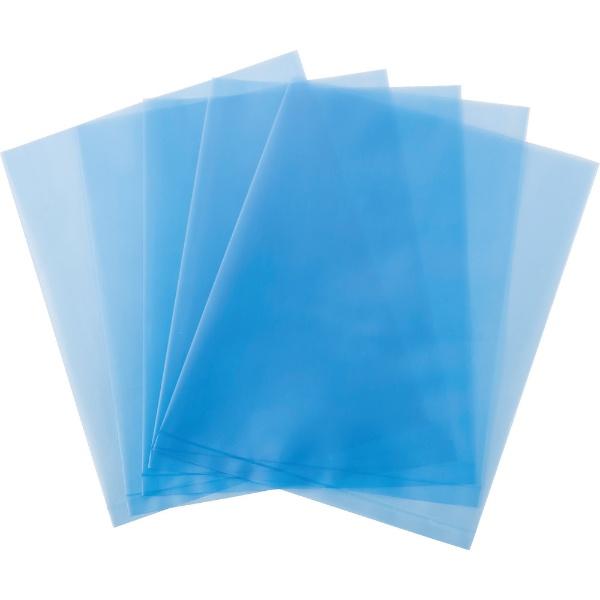 トラスコ中山 TRUSCO 長期間対応帯電防止袋 縦300X200t0.05 青 100枚入 TAD-2030