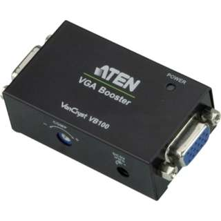 ATEN ビデオリピーター VGA対応 VB100