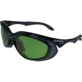 YAMAMOTO 二眼形遮光めがね YW-390 JIS NSLP 3 AF