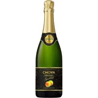 CHOYA オリジナルスパークリング 750ml【梅酒】