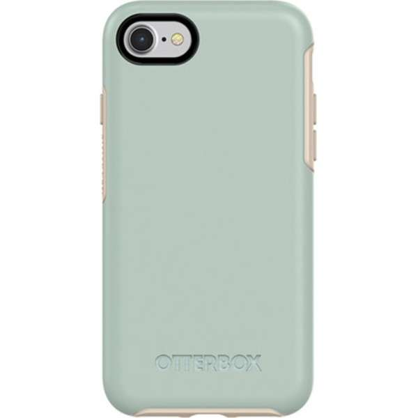 OtterBox Symmetry Series for iPhone 8 and iPhone 7 77-56672 Muted Waters