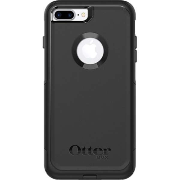 OtterBox Commuter Series for iPhone 8 Plus and iPhone 7 Plus 77-56852 Black
