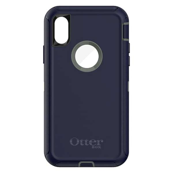OtterBox Defender Series for iPhone X 77-57027 Stormy Peaks