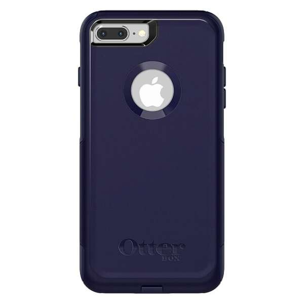 OtterBox Commuter Series for iPhone 8 Plus and iPhone 7 Plus 77-56853 Indigo Way