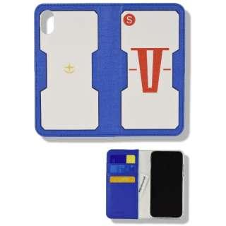 機動戦士ガンダム iPhoneXs/X対応フリップカバー V作戦