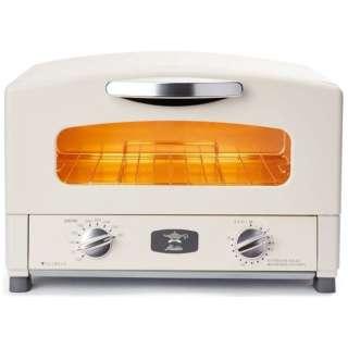AET-GS13B/W オーブントースター アラジン2枚焼きグラファイトトースター