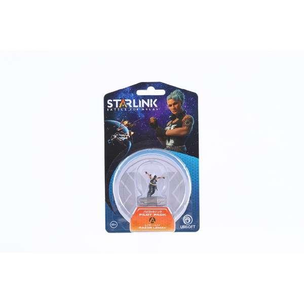スターリンク バトル・フォー・アトラス パイロットパック レイザー・ルメイ UBI-STLK-06