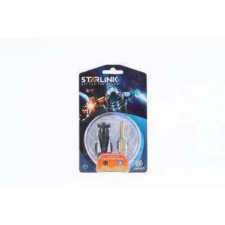 スターリンク バトル・フォー・アトラス ウェポンパック アイアンフィスト&フリーズレイMK.2 UBI-STLK-11
