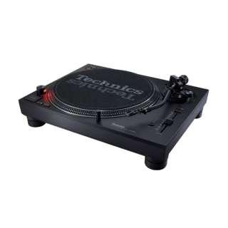 【店舗のみの販売】Technics ダイレクトドライブターンテーブルシステム SL-1200MK7-K