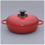 無加水鍋 GMKS-24S レッド