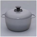 無加水鍋 GMKS-24D グレー [24 /IH対応]