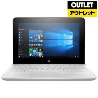 【アウトレット品】 11.6型ノートPC [Office付・Celeron・SSD128GB・メモリ4GB]  HP x360 11-ab100 4SA14PA-AAAB 【数量限定品】