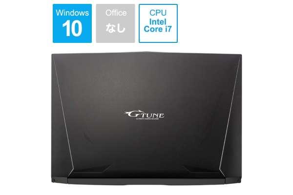 ノートパソコンのおすすめ マウスコンピュータ「G-TUNE」BC-15GNI87M5H1R26-184