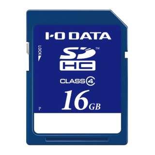 SDHCカード SDH-WRシリーズ SDH-W16GR [16GB /Class4]
