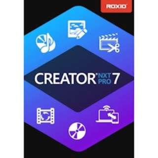 Roxio Creator NXT Pro 7 [Windows用] 【ダウンロード版】