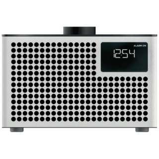 ブルートゥーススピーカー Geneva Acustica Lounge Radio 875419016825JP ホワイト [Bluetooth対応]