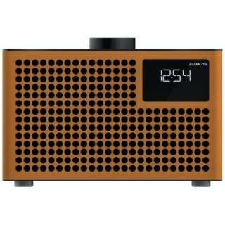 ブルートゥーススピーカー Geneva Acustica Lounge Radio 875419016856JP コニャック [Bluetooth対応]