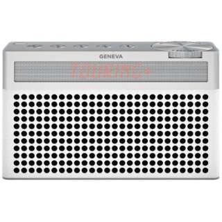ブルートゥーススピーカー Geneva Touring S+ 875419016665JP ホワイト [Bluetooth対応]