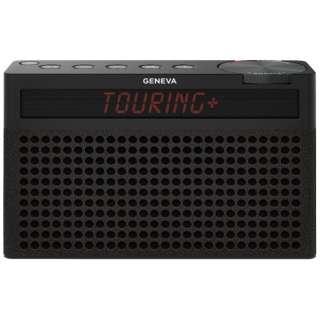 ブルートゥーススピーカー Geneva Touring S+ 875419016672JP ブラック [Bluetooth対応]
