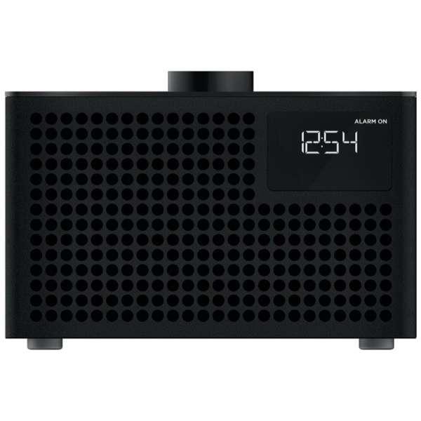 ブルートゥーススピーカー Geneva Acustica Lounge Radio 875419016832JP ブラック [Bluetooth対応]