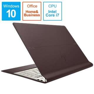 ノートパソコン 5YS72PA-AAAA [13.3型 /intel Core i7 /SSD:512GB /メモリ:8GB /2019年3月]