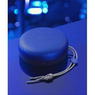 ブルートゥーススピーカー BEOPLAY-A1LELATENIGHTBLUE [Bluetooth対応 /防水]