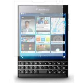 液晶保護PETフィルム for BlackBerry Passport 2枚入り BlackBerry Passport Ultra-clear PET